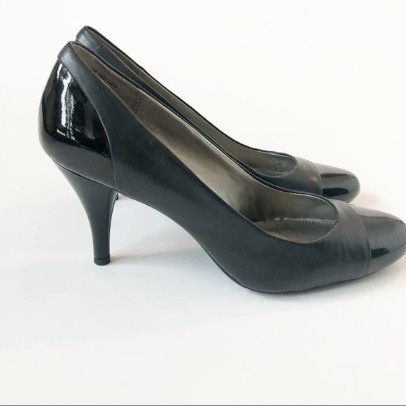 3f219997d29 Bandolino Shoes - Bandolino  Cunning  pump heel Black 9.5